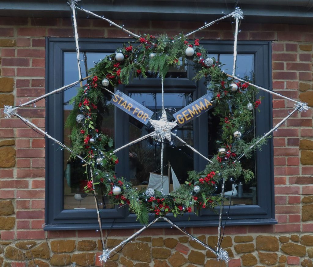 Christmas Star for Gemma Main Image